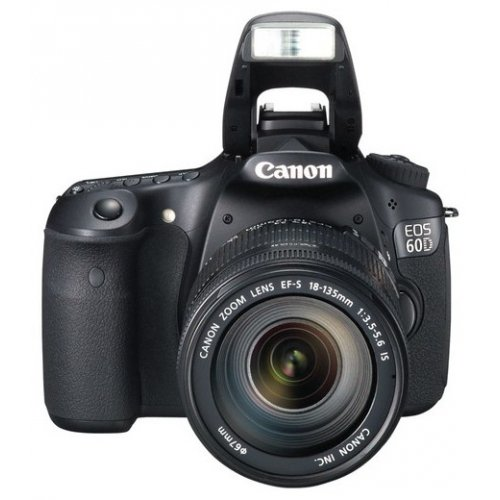 Цифровые фотоаппараты Canon EOS 60D 18-135 IS Kit