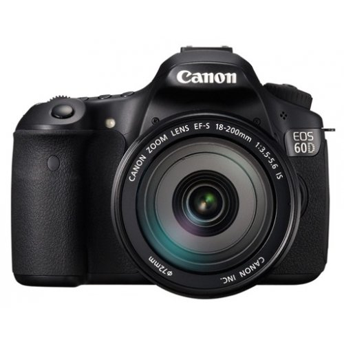 Цифровые фотоаппараты Canon EOS 60D 18-200 IS Kit