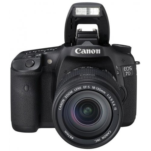 Цифровые фотоаппараты Canon EOS 7D 18-135 IS Kit