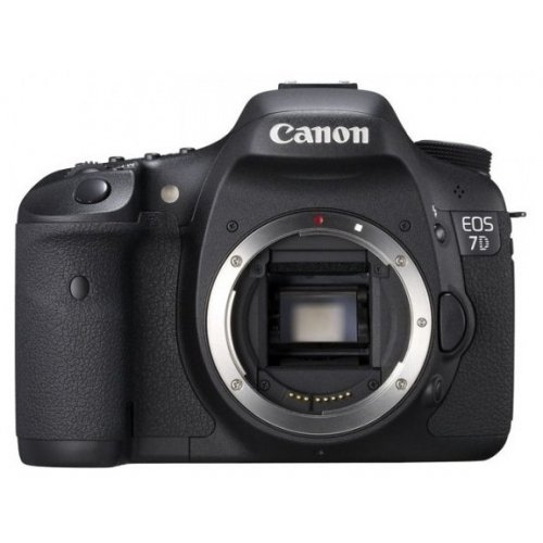Цифровые фотоаппараты Canon EOS 7D Body