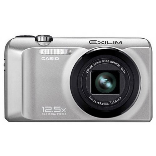 Цифровые фотоаппараты Casio Exilim EX-H30 Silver