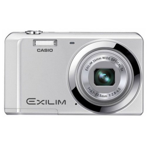 Цифровые фотоаппараты Casio Exilim EX-Z88 Silver