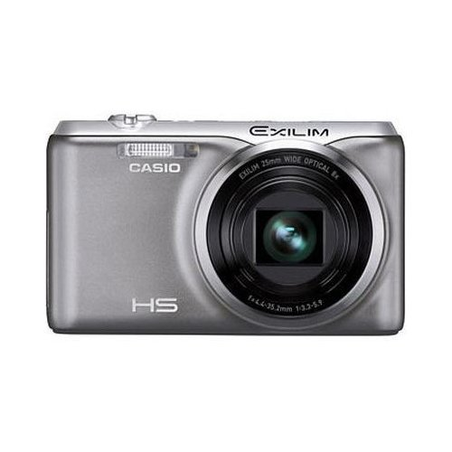 Цифровые фотоаппараты Casio Exilim EX-ZR20 Silver