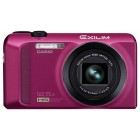 Casio Exilim EX-ZR200 Red
