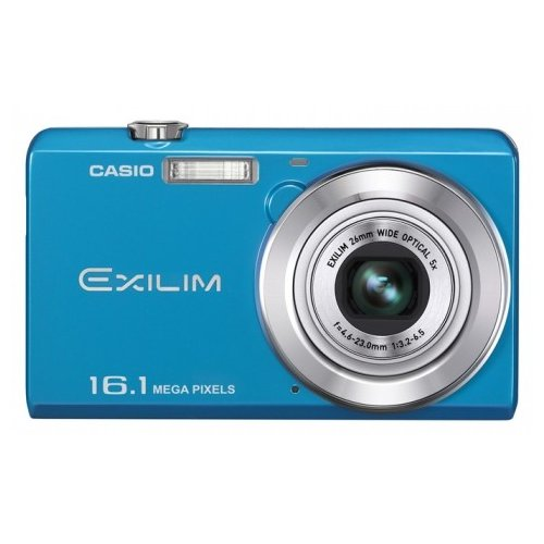 Цифровые фотоаппараты Casio Exilim EX-ZS12 Blue