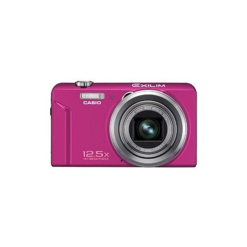 Цифровые фотоаппараты Casio Exilim EX-ZS150 Pink