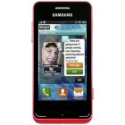 Samsung S7230 Wave 723 Garnet Red