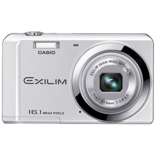 Цифровые фотоаппараты Casio Exilim EX-ZS6 Silver