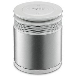 Rapoo Bluetooth Mini Speaker A3160 Silver
