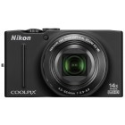 Nikon Coolpix S8200 Black