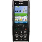 Nokia X2-00 Black Chrome