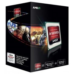 AMD A8-7650K 3.3GHz 4MB sFM2+ Box (AD765KXBJABOX)