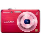 Panasonic Lumix DMC-FS45 Red