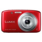 Panasonic Lumix DMC-S5 Red