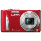 Panasonic Lumix DMC-TZ25 Red