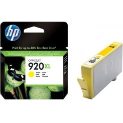 HP DJ No.920XL (CD974AE) Yellow