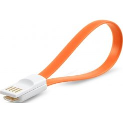 i.Mee mono series Micro USB 0.2m (IMMORSOE) Orange