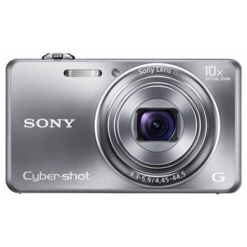 Цифровые фотоаппараты Sony Cyber-shot DSC-WX100 Silver
