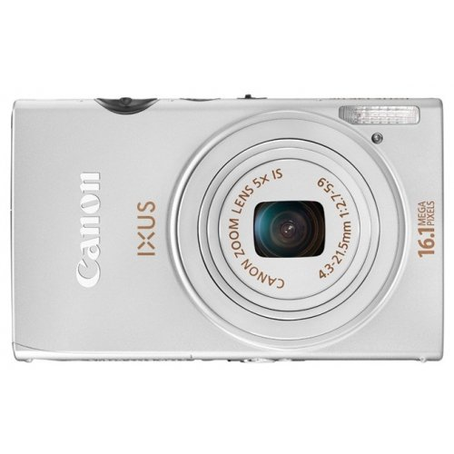 Цифровые фотоаппараты Canon IXUS 125 HS Silver
