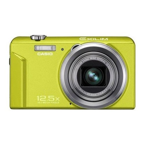 Цифровые фотоаппараты Casio Exilim EX-ZS150 Green