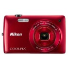 Nikon Coolpix S4300 Red