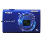 Nikon Coolpix S6200 Blue