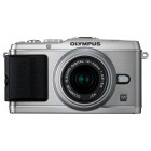 Olympus Pen EP-3 14-42 Kit Silver/Silver