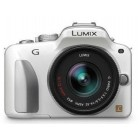 Panasonic Lumix DMC-G3 14-42 Kit White