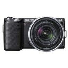 Sony Alpha NEX-5NK 18-55mm Kit Black