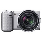 Sony Alpha NEX-5NK 18-55mm Kit Silver