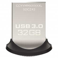 SanDisk Cruzer Fit Ultra USB 3.0 32GB (SDCZ43-032G-GAM46)