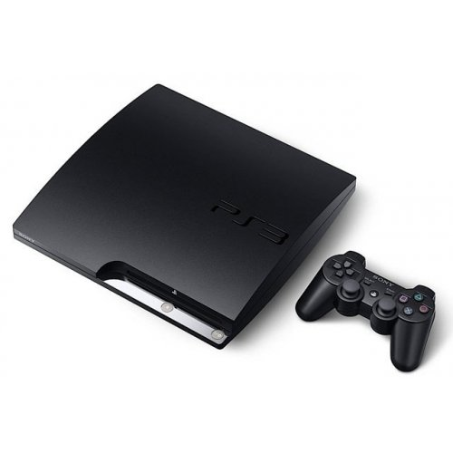 Sony PS3 Slim 320GB + игра Battlfield 3