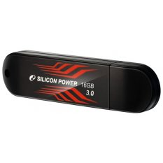 Silicon Power Blaze B50 USB 3.0 64GB Red (SP064GBUF3B50V1R)