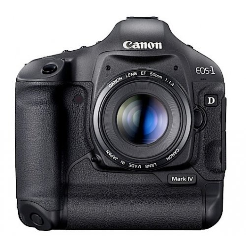 Цифровые фотоаппараты Canon EOS 1D Mark IV Body