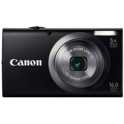 Цифровые фотоаппараты Canon PowerShot A2300 Black