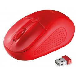Trust Primo Wireless (20787) Red