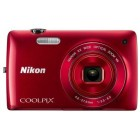 Nikon Coolpix S4200 Red