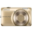 Nikon Coolpix S6300 Gold
