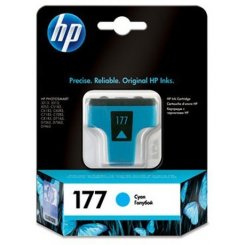 HP DJ No.177 (C8771HE) Cyan