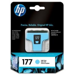 HP DJ No.177 (C8774HE) Light Cyan