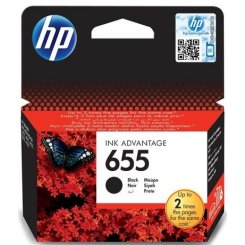 HP DJ No.655 (CZ109AE) Black