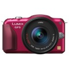 Panasonic Lumix DMC-GF5K 14-42 Kit Red