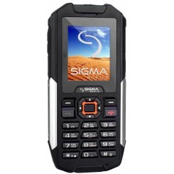 Sigma mobile X-treme IT68 Black