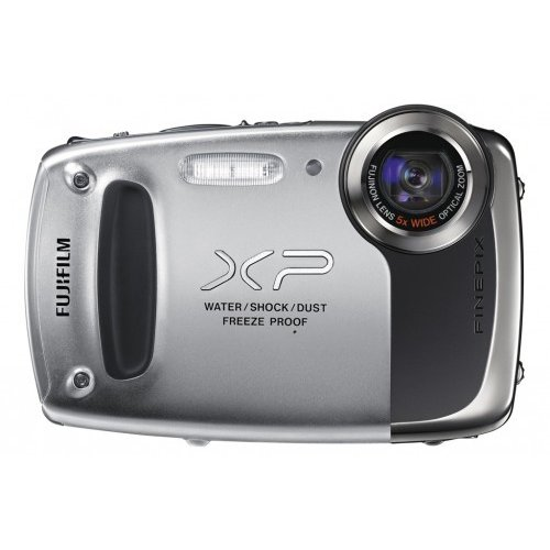 Цифровые фотоаппараты Fujifilm FinePix XP50 Silver