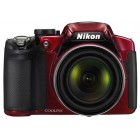 Nikon Coolpix P510 Red