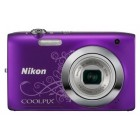 Nikon Coolpix S2600 Purple