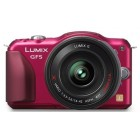 Panasonic Lumix DMC-GF5X 14-42 Kit Red