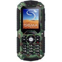 Sigma mobile X-treme IT67 Dual Sim Khaki
