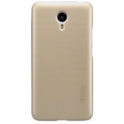 Чехол Nillkin Frosted Shield для Meizu M2 Note Gold