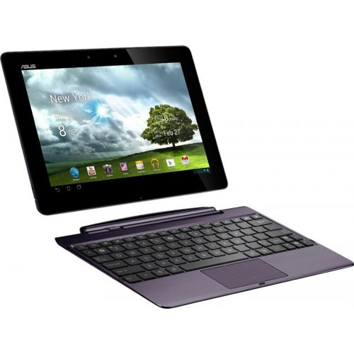 Планшет Asus Transformer Infinity TF700T-1B102A 64GB Doc Amethyst Grey